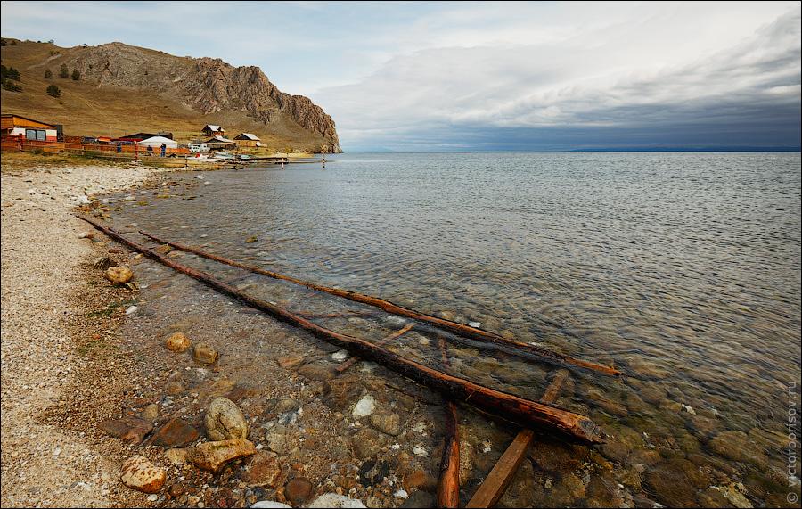 Озеро Байкал и остров Ольхон