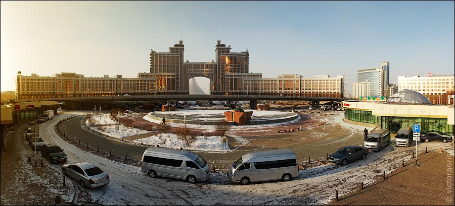 哈萨克斯坦首都阿斯坦纳印象 - 俄罗斯照片集(535)