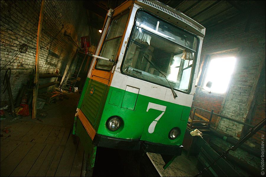 Волчанск — самый маленький город России с трамвайным движением
