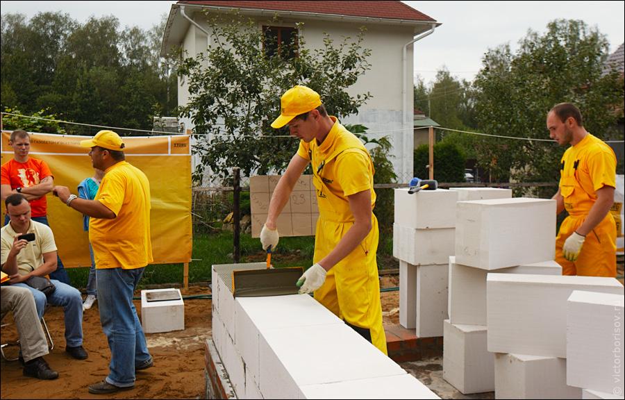 Дачное строительство: Стены (часть 1)
