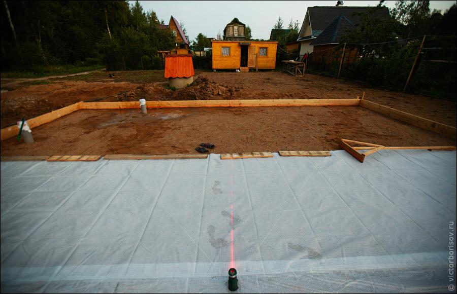 Герметизация колодца из бетонных колец способы