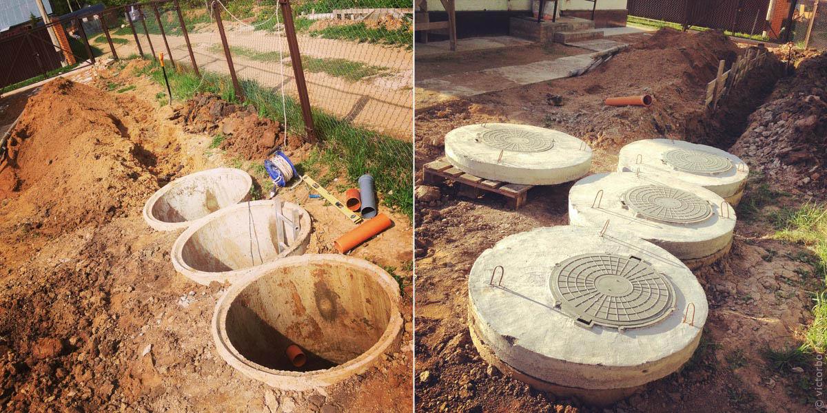 Водоснабжение канализация проект 1 фотография