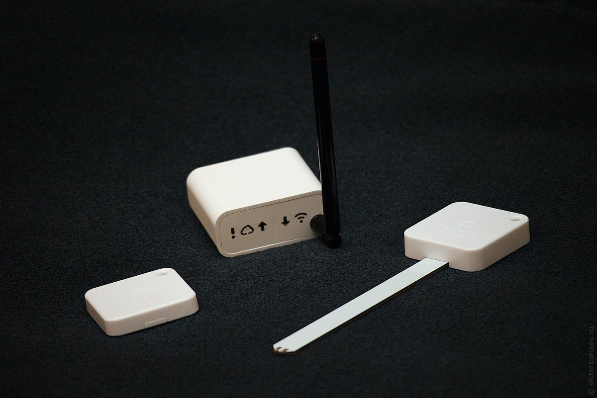 Контролируем окружающий мир с помощью беспроводных меток Wireless Sensor Tags