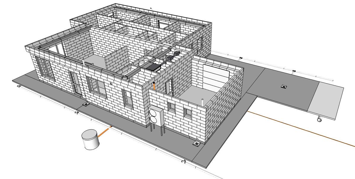 Почему не удалось построить «Дом за 100 дней»
