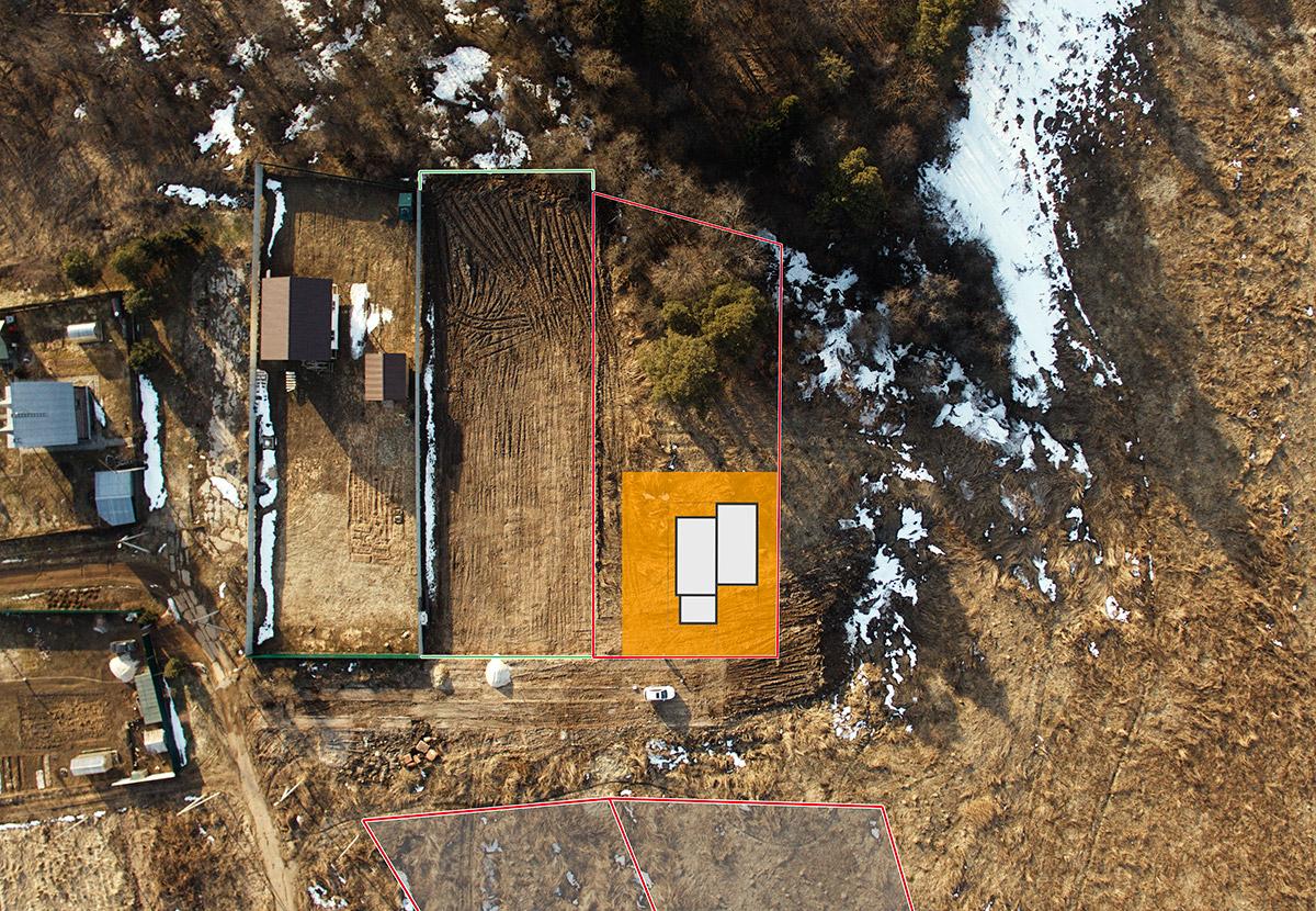 Новый проект: современный энергоэффективный дом за 100 дней!