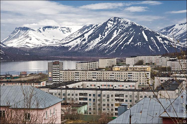 #44 - Cоциальная сеть Мурманской области.